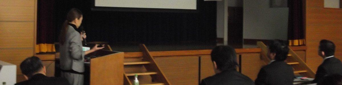 「令和2年1月12日(日)宮崎県歯科医師会との合同研修会」 慈英病院 管理栄養士 戸高 布美子 先生